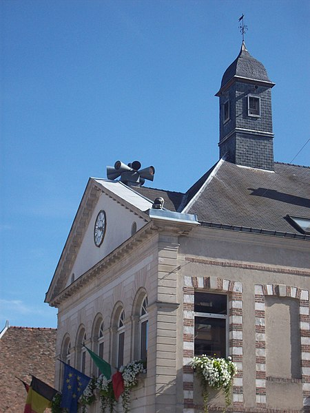 Townhall of Aÿ