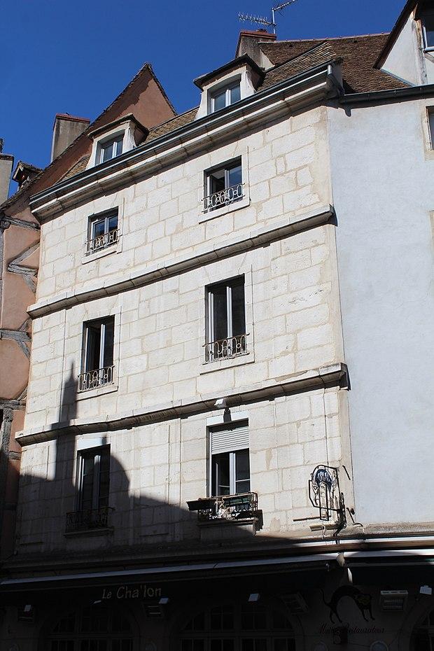Monument historique à Chalon-sur-Saône