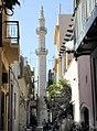 Maisons turques et minaret (Rethymnon, Crète) (5744444048).jpg