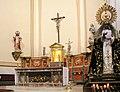 Malaga del Fresno Church altar.jpg