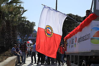 Labour Party (Malta) - Image: Malta Floriana Vjal il Re Dwardu VII Vjal Nelson+election celebration 01 ies