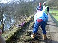 Manchester bolton and bury canal society undertaking restoration work.jpg