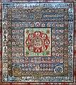 Mandala des deux Royaumes (Musée national de Tokyo, Japon) (42504485345).jpg