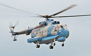Mil Mi-14 - Polish Navy Mil Mi-14PL in 2011