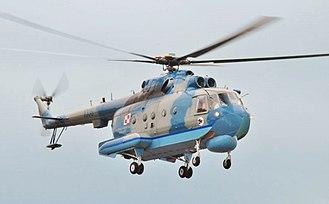 Mil Mi-14 - Polish Navy Mil Mi-14PL in 2011