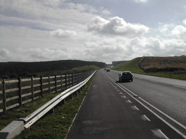 Mansfield By-pass - geograph.org.uk - 57496