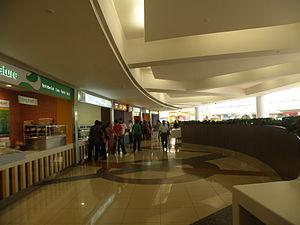 Mantri Square - Image: Mantri Square food court stalls