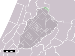 Zwanenburg in the municipality of Haarlemmermeer