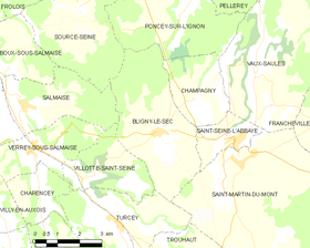Map commune FR insee code 21085.png