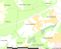 Map commune FR insee code 25034.png