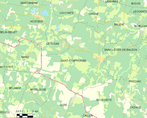 Map commune FR insee code 33484.png