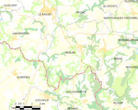 Map commune FR insee code 56131.png