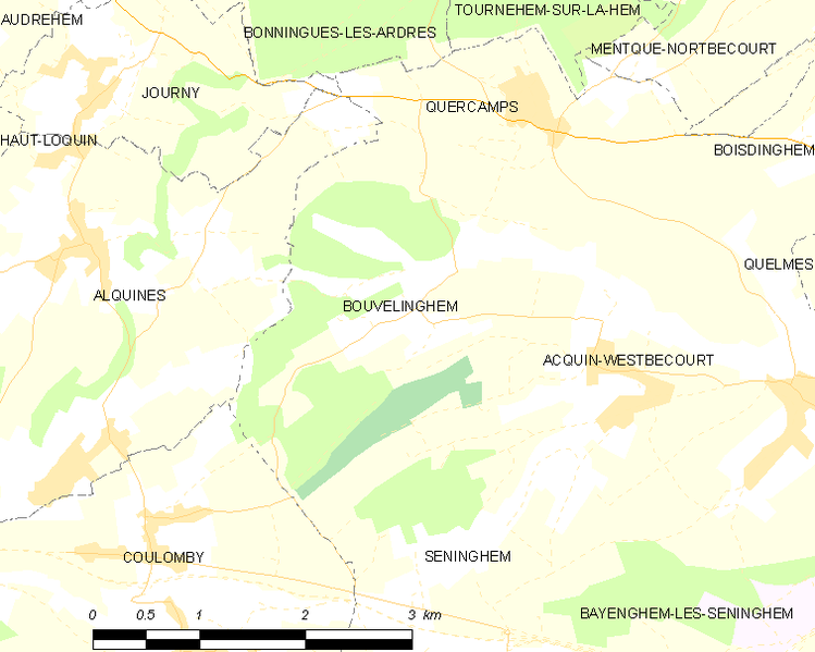 Archivo:Map commune FR insee code 62169.png
