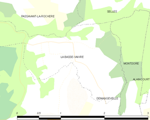 Map commune FR insee code 70051.png
