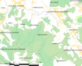 Map commune FR insee code 88240.png