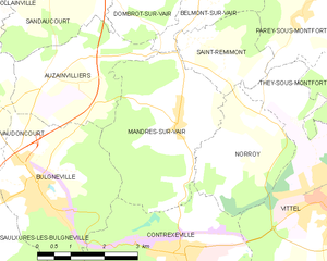 Map commune FR insee code 88285.png
