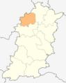 Map of Venets municipality (Shumen Province).png
