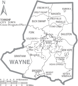 Wayne County, North Carolina   Wikipedia