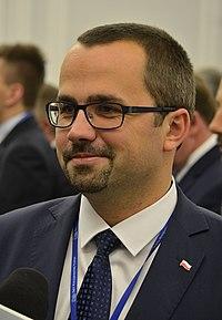 Marcin Horała Sejm 2015.JPG
