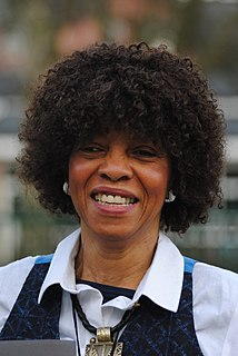 Margaret Busby publisher, writer and author
