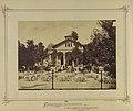 Margitsziget, Alsószigeti Nagyvendéglő (a késöbbi Casino helyén), az 1880-as években - Budapest, Fortepan 82155.jpg