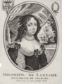 Marguerite of Lorraine, Duchess of Orléans, engraving.png