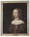 Maria Elisabet, 1634-1665, prinsessa av Holstein-Gottorp (Juriaen Ovens) - Nationalmuseum - 15965.tif