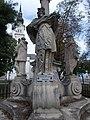 Maria column, John of Nepomuk, 2018 Mezőkövesd.jpg
