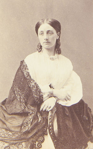 Princess Marie of Baden (1834–1899) - Image: Marie, Princess Leiningen
