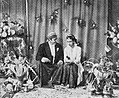 Marilah and Amin getting married in Rajuan Alam, Aneka Amerika 102 (1957), p7.jpg