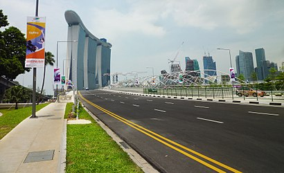 How to get to Bayfront Avenue with public transport- About the place
