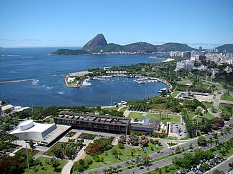 Concerns and controversies at the 2016 Summer Olympics - Marina da Glória, locale of sailing competitions