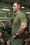 Marines train in chemical, biological, radiological, nuclear defense at sea 121004-M-YG378-013.jpg