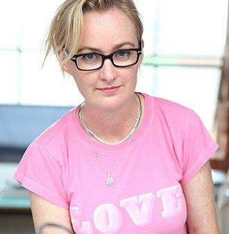 Marion Deuchars - Image: Marion Deuchars British Illustrator and Author 2013