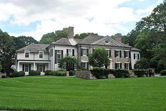 Nancy Cook - Marion Dickerman and Nancy Cook House, New Caanan, CT