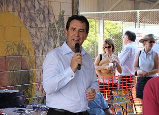 Mark Robinson (Australian politician) Australian politician