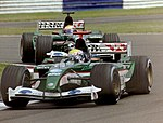 Mark Webber and Antônio Pizzonia 2003 Silverstone.jpg