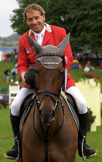Markus Fuchs (equestrian) - Markus Fuchs in 2009
