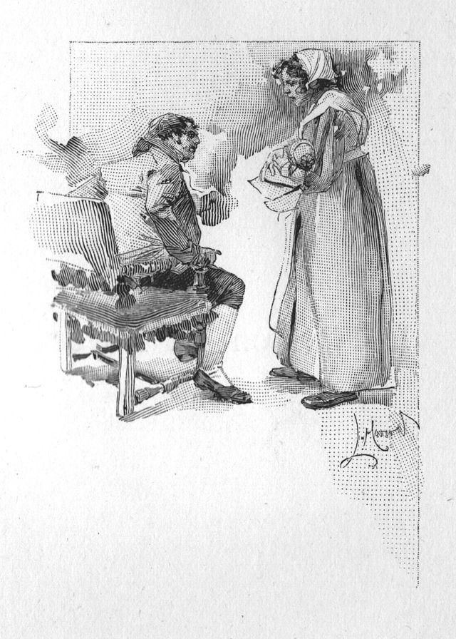 Marold Иллюстрированное Le Grillon дю фойе frontispice.jpg