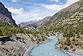 Marsyangdi river - Annapurna Circuit, Nepal - panoramio.jpg