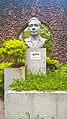 Martyr Shamsuzzoha Memorial Sculpture Isfulingo at Rajshahi University 02.jpg