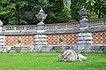 Massandra Palace Park, Faberge egg, Massandra, Crimea, Russia.jpg