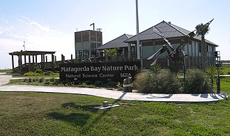 Lower Colorado River Authority - The Natural Science Center at Matagorda Bay Nature Park, one of the LCRA's many parks