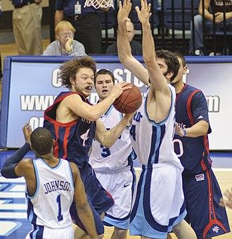 2009–10 Saint Mary's Gaels men's basketball team - Matthew Dellavedova