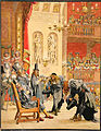 Maurice Leloir- Le Roy Soleil - La dernière représentation de Molière.jpg