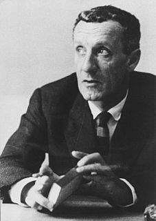 Maurice Merleau-Ponty French phenomenological philosopher