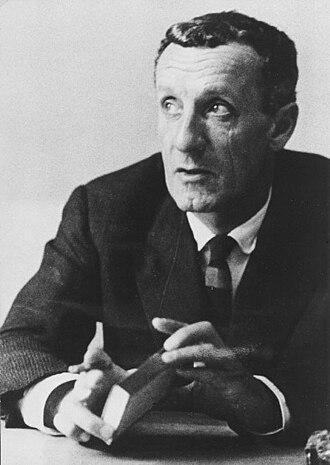 Maurice Merleau-Ponty - Image: Maurice Merleau Ponty