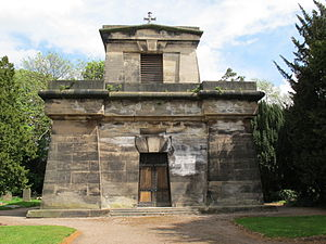 Trentham Mausoleum - Image: Mausoleum erected for the Marquis of Stafford, Duke of Sutherland