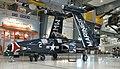 McDonnell F2H-2P Banshee, Naval Aviation Museum, Pensacola, Florida.jpg
