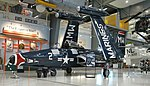 McDonnell F2H-2P Banshee, Naval Aviation Museum, Pensacola, Florida.jpg